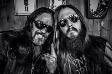 The Thomas Eriksen Podcast - Ep. #4: Anders Odden (Satyricon, Cadaver and more)